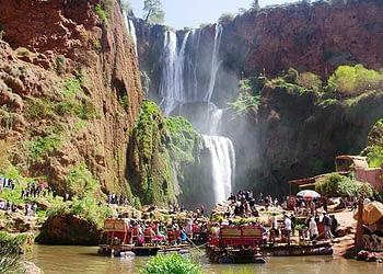 Marrakech to Merzouga