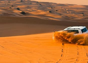 Desert Tour from Agadir to Erg Chegaga 4 Days
