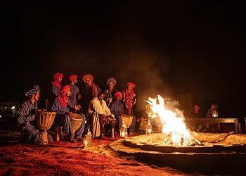 Ouarzazate to Erg Chigaga Tour