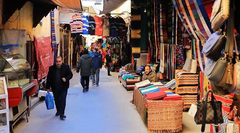 Mellah in Marrakech