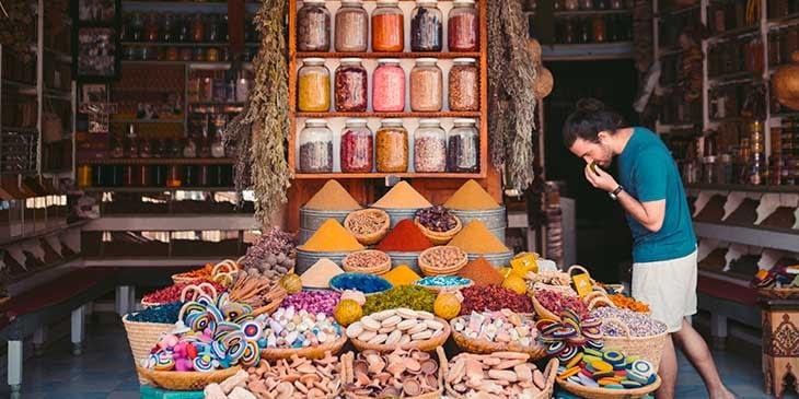 Marrakech Medina Shop