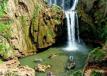 Ouzoud Waterfalls Day Trip from Marrakech – 1 day