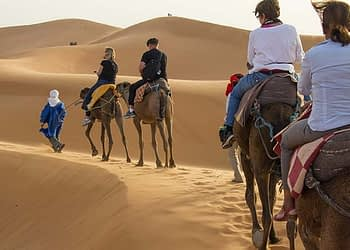 Fes to Marrakech Desert Tour – 4 days