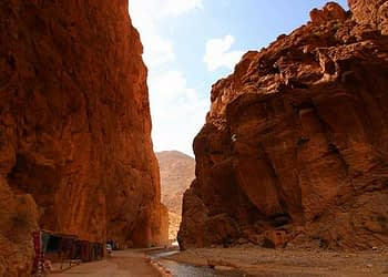 Tour from Marrakech to Dades Gorges 2 days
